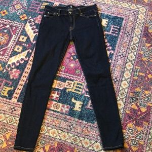 "7 For All Mankind ""the skinny"" skinny jeans"